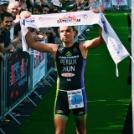 Zelinka Gabriella és Petsuk Zoltán is csodás eredménnyel zárta Ironman Távú Triatlon OB