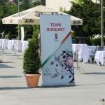 baki I. Európai Játékok - csapatgyűlés
