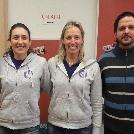 A BKFM vendége volt röplabda csapatunk vezetőedzője és csapatkapitánya!