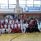 A Duna Kupa Csapatbajnokságán versenyeztek taekwondosaink