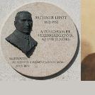 Aschner Lipót 149. születésnapja
