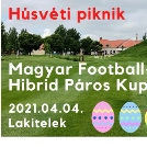 FOOTBALL-GOLF KUPA
