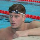 Gyurta Dani a norvégiai nemzetközi úszóversenyen 2013.04.21.