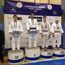 Három éremmel tértek haza judosaink az Ifjúsági Európa Kupáról