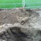 II. világháborús bombát találtak a Fiumei utcai