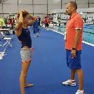 Kapás Boglárka: Már csak azt várom, hogy beugorhassak a medencébe