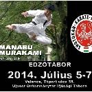 Karate edzőtábor