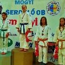 Két magyar bajnoki címet szereztek judosaink