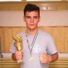 Kontrecz Márk ifjúsági magyar ökölvívó bajnok!