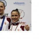 László Luca bronzérmes lett a női kard junior világbajnokságon