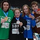 Márton Luca ezüstérmes a Téli Ifjúsági Olimpián