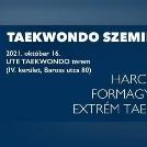 TAEKWONDO SZEMINÁRIUM