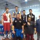 UTE bajnok az Ökölvívó Utánpótlás Seregszemlén