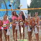 Újpesti aranyérem a strandröplabda idei kiírásában!