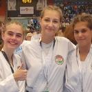Világbajnok lett a junior lány kumite csapat