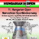 XI. Hungarian Open – Nemzetközi Légfegyveres Verseny